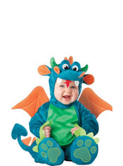 Baby Dinky Dragon Costume Deluxe