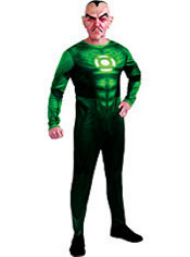Adult Sinestro Costume - Green Lantern
