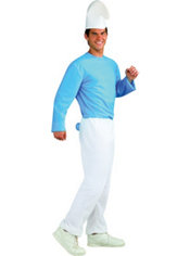 Adult Smurf Costume - The Smurfs