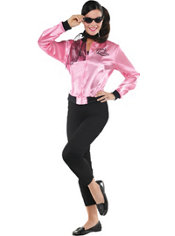 Adult Greaser Babe Costume