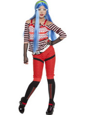 Girls Ghoulia Yelps Costume Deluxe - Monster High