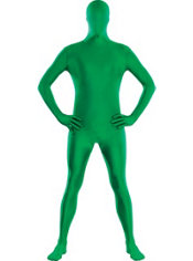 Adult Green Morphsuit