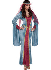 Adult Renaissance Queen Costume