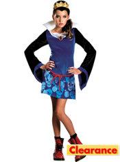 Tween Evil Queen Costume