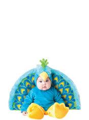 Baby Precious Peacock Costume Deluxe