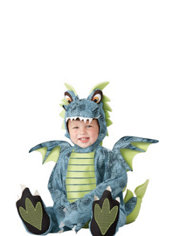 Baby Playful Dragon Costume