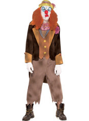 Adult D. Ranged Clown Costume