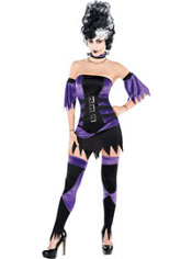 Adult Frankies Girl Costume