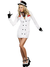 Adult Smooth Criminal Costume