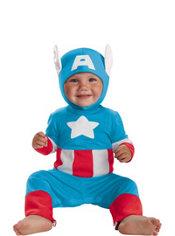 Baby Kutie Captain America Costume