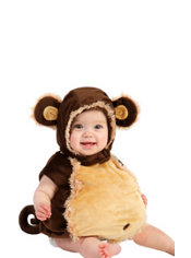 Baby Melvin the Monkey Costume