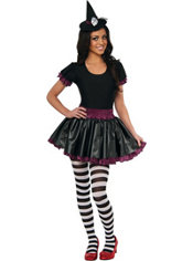 Adult Modern Wicked Witch of the East Costume -Wizard of Oz