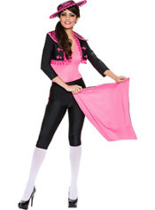 Adult Miss Matador Costume
