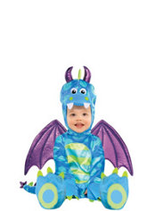 Baby Little Puff Dragon Costume Deluxe