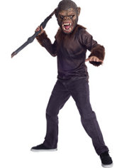 Boys Caesar Costume - Dawn of the Planet of the Apes