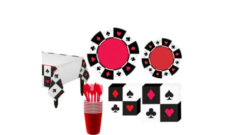 Place Your Bets Casino Theme Party Supplies Party City – Casino Themed Party Invitations