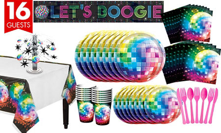 party kits - Disco Party Decorations