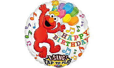 Elmo Balloon - Singing
