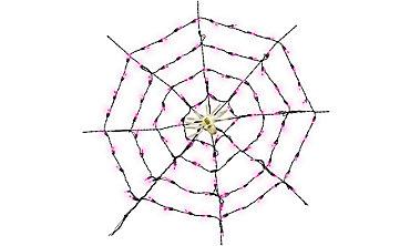 Spider Web Lights