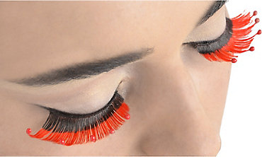 Blood Drops False Eyelashes