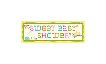 Happi Tree Baby Shower Banner 5ft