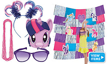 My Little Pony Photo Booth Kit