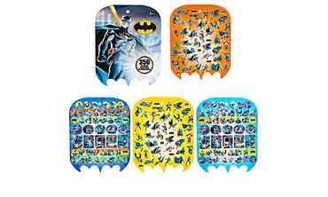 Jumbo Batman Sticker Book 8 Sheets