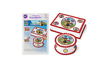 PAW Patrol Sugar Sheet