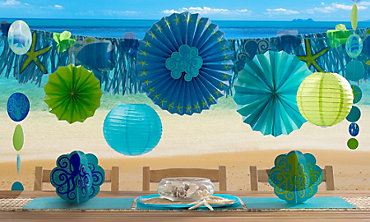Cool Sea Summer Decorations