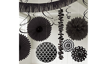 Black Decorations