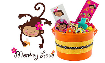 Monkey Love Party Favors