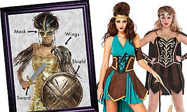 Warrior Goddess Mix & Match Women's Looks