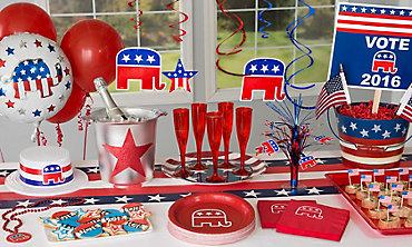 Republican Party Supplies