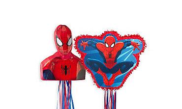 Spider-Man Pinatas
