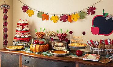 Thanksgiving Baking Supplies