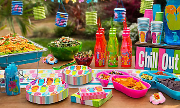 Fun in the Sun Summer Party Theme