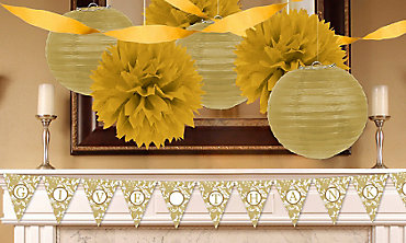 Thanksgiving Decorations By Color