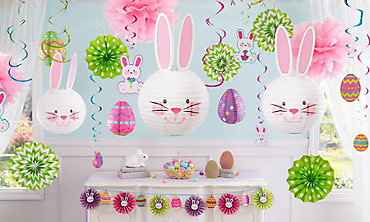 Hanging Easter Decorations