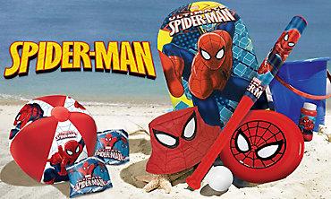 Spider-Man Summer Toys