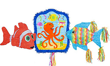 Under the Sea Pinatas