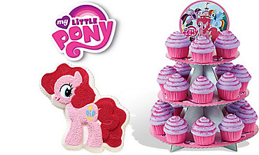 My Little Pony Cake Supplies