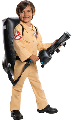 Boys ghostbusters stay puft marshmallow man costume for Cute halloween costumes for 12 year olds