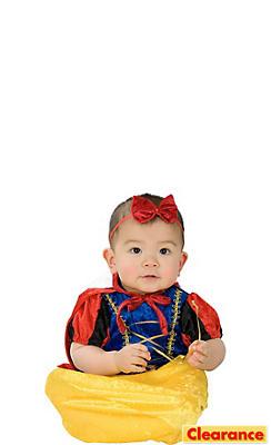 Baby Bunting Snow White Costume