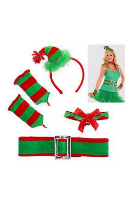 Adult Santa's Little Helper Accessory Kit