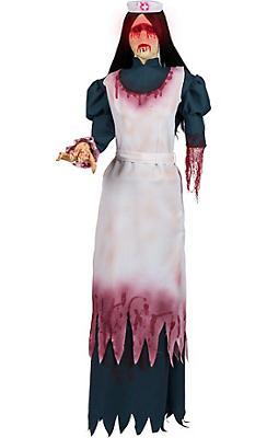 Animated Asylum Nurse