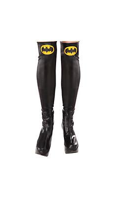 Batgirl Boot Covers - Batman