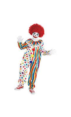 Child Clown Jumpsuit