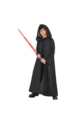 Child Black Sith Robe