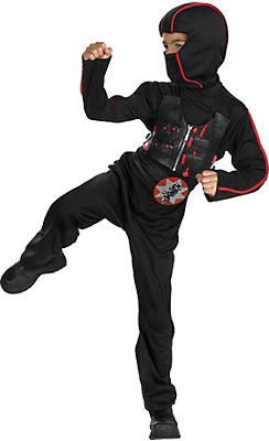 Boys Speed Ninja Costume