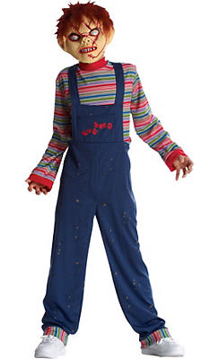 Boys Chucky Costume - Child's Play